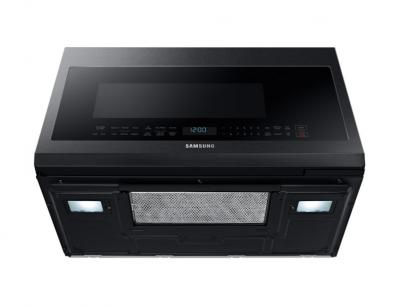 """30"""" Samsung Microwave Oven With Glass Touch Bottom Control - ME21M706BAG"""