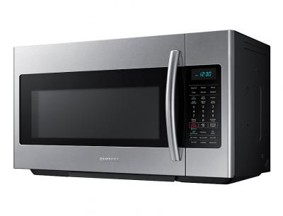 "30"" Samsung Over the Range Microwave with Simple Clean Filter, 1.8 cu.ft - ME18H704SFS"