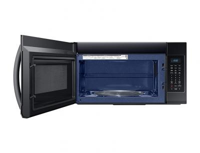 Samsung 1.9 cu. ft. Over The Range Microwave (Black) - ME19R7041FB