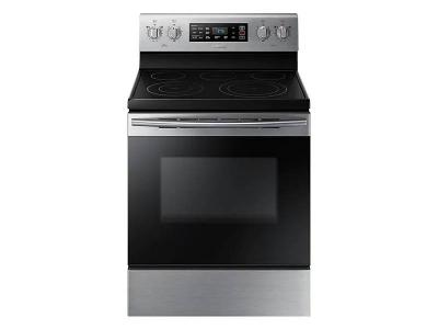 "30"" Samsung Electric Range with Fan convection - NE59K3321SS"