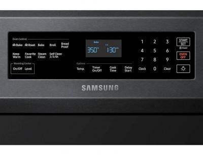 Samsung Freestanding Electric Range - NE59R6631SG