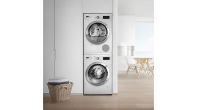"24"" Bosch  Compact Washer, with Home Connect  - WAW285H2UC"