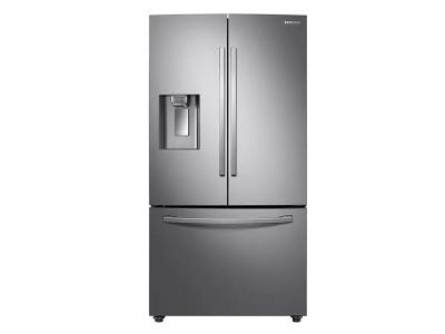 Samsung  French Door Refrigerator with Twin Cooling Plus™ (Stainless steel) - RF23R6201SR