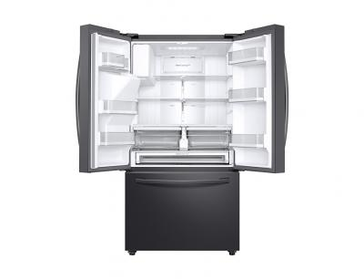 """36"""" Samsung French Door Refrigerator with Twin Cooling Plus (Black stainless steel) - RF23R6201SG"""