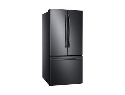 "30"" Samsung French Door Refrigerator with Digital Inverter Technology, 21.6 cu.ft - RF220NCTASG"