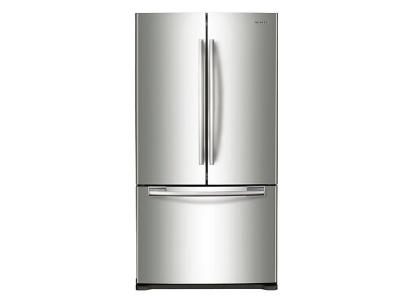"32"" Samsung  Counter Depth French Door Refrigerator - RF18HFENBSR"