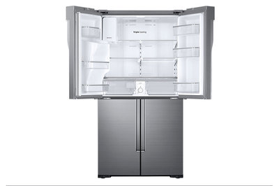 Samsung 28 cu.ft  French Door Refrigerator with FlexZone -RF28K9070SR