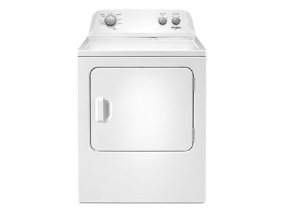 Whirlool Top Load 7.0 cu. ft.  Electric Dryer with AutoDry™ Drying System YWED4850HW