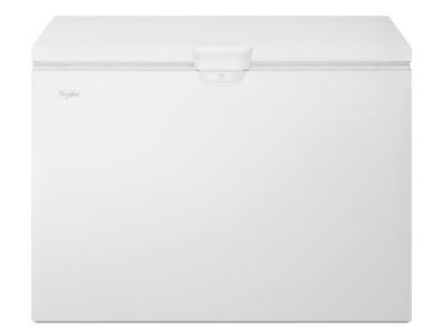 "48"" Whirlpool 15 cu. ft. Chest Freezer with Large Storage Baskets - WZC3115DW"
