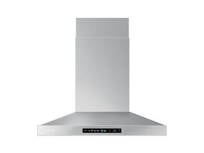 """30"""" Samsung Hood With Baffle Filter And Bluetooth Connectivity - NK30K7000WS"""