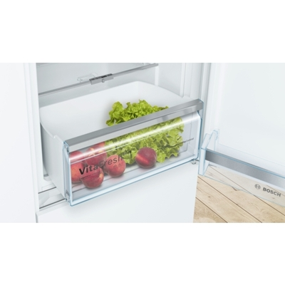 "24"" Bosch Built-In Bottom Freezer Refrigerator with Home Connect Custom Panel - B09IB81NSP"