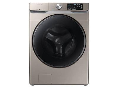"27"" Samsung 5.2 Cu. Ft. Front Load Washer With Steam - WF45R6100AC"