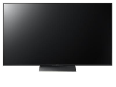 """65"""" Sony XBR65Z9D 4K UHD HDR Android TV"""