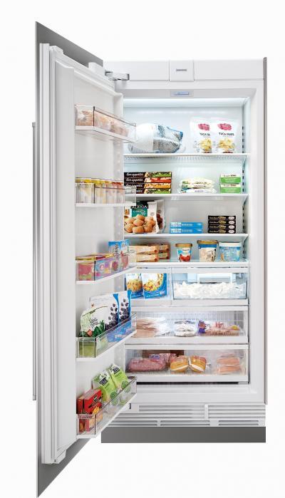 "36"" SUBZERO  Integrated Column Freezer with Ice Maker - Panel Ready - IC-36FI-LH"