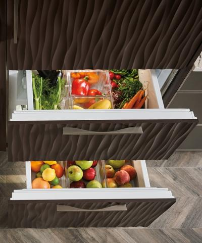 """30"""" SUBZERO  Integrated Over-and-Under Refrigerator - Panel Ready - IT-30R-RH"""