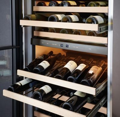 "30"" SUBZERO Built-In Column Wine Storage - BW-30/S/TH-RH"