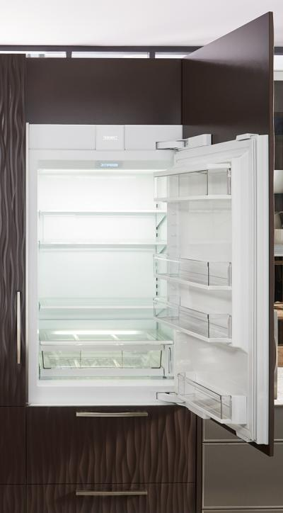 "30"" SUBZERO  Integrated Over-and-Under Refrigerator - Panel Ready - IT-30R-LH"