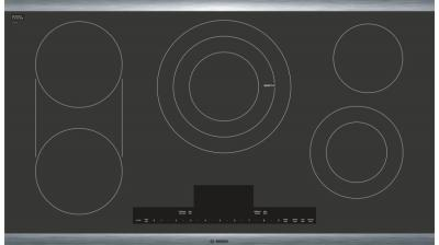 """36"""" Bosch Electric Cooktop Benchmark  Series -  NETP668SUC"""