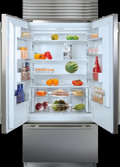 "36"" SUBZERO Built-In French Door Refrigerator/Freezer - BI-36UFD/S/TH"