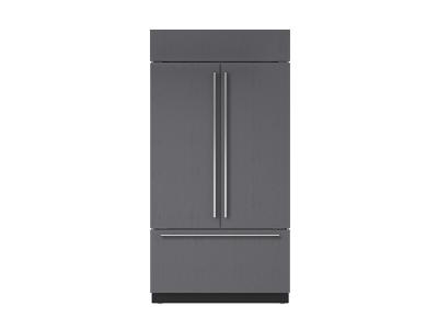 "42"" SUBZERO  Built-In French Door Refrigerator/Freezer - Panel Ready - BI-42UFD/O"