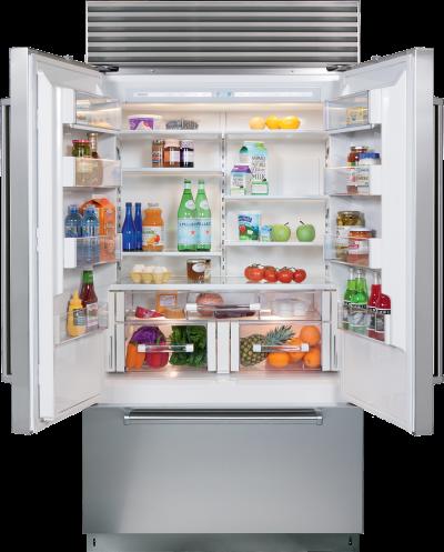 "42"" SUBZERO Built-In French Door Refrigerator/Freezer - BI-42UFD/S/TH"