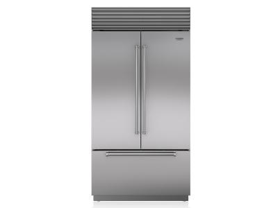 "42"" SUBZERO Built-In French Door Refrigerator/Freezer - BI-42UFD/S/TH"