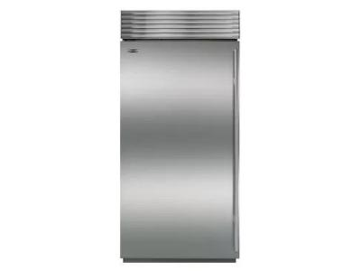"36"" SUBZERO  Built-In Refrigerator - BI-36R/S/TH-LH"