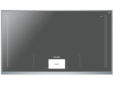 "36"" Thermador Masterpiece Freedom Induction Cooktop, Stainless Steel Frame - CIT36XWB"