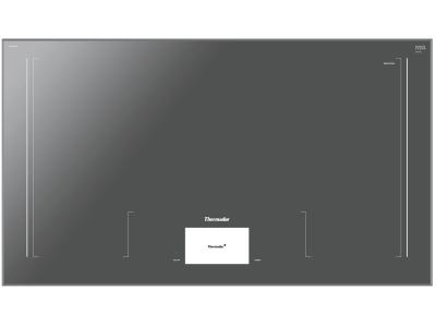 "36"" Thermador Masterpiece Freedom Induction Cooktop, Frameless - CIT36XWBB"