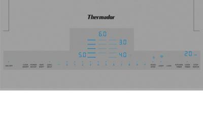 """36"""" Thermador Liberty  Induction Cooktop Titanium Gray Frameless - CIT367XG"""