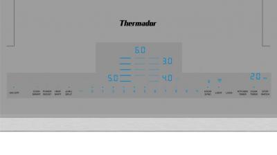 "36"" Thermador  Liberty Induction Cooktop Titanium Gray Framed - CIT367XGS"