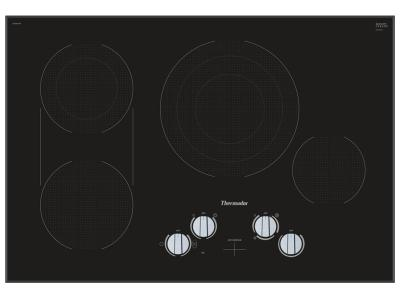 "30"" Thermador Masterpiece Series Electric Cooktop - CEM305TB"