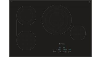 """30"""" Thermador Masterpiece Series Touch Controls Electric Cooktop - CET305TB"""