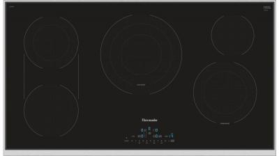"36"" Thermador Masterpiece  Series Electric Cooktop - CET366TB"