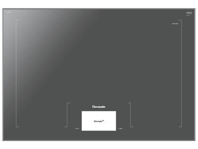 "30"" Thermador Masterpiece Freedom  Induction Cooktop, Frameless - CIT30XWBB"