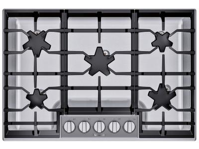"30"" Thermador 5 Burner Gas Cooktop - SGSP305TS"