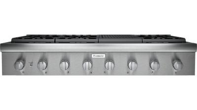 "48"" Thermador Professional Series Rangetop - PCG486WL"