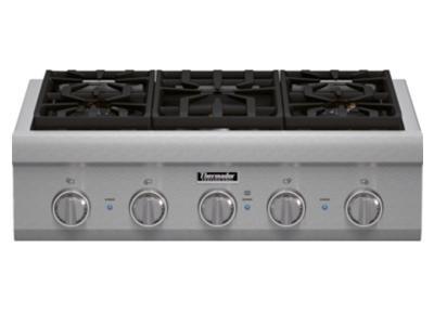 "30"" Thermador Professional Series Rangetop - PCG305P"