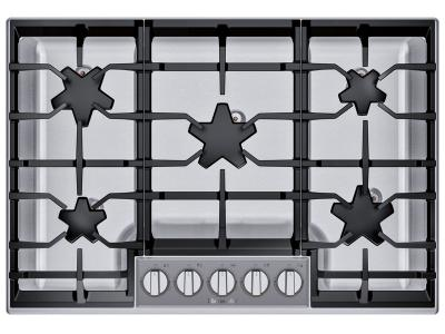 "30"" Thermador 5 Burner Gas Cooktop - SGSXP305TS"