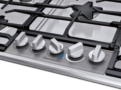 """30"""" Thermador 5 Burner Gas Cooktop - SGSXP305TS"""