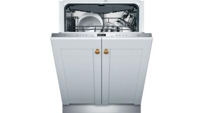 """24"""" Thermador Masterpiece Series Dishwasher with 6 Wash Cycles - DWHD650WPR"""