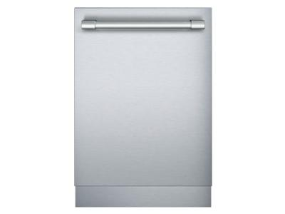 "24"" Thermador Professional Stainless Steel Star Sapphire Dishwasher - DWHD870WFP"