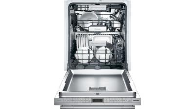 """24"""" Thermador Masterpiece  Stainless Steel Star Sapphire Dishwasher - DWHD870WFM"""