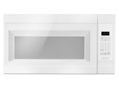 "30"" Amana 1.6 cu. ft.Over-the-Range Microwave with Add 0:30 Seconds - YAMV2307PFW"