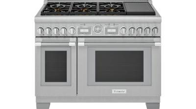 "48"" Thermador Pro-Grand Freestanding Dual-Fuel Range - PRD486WIGC"