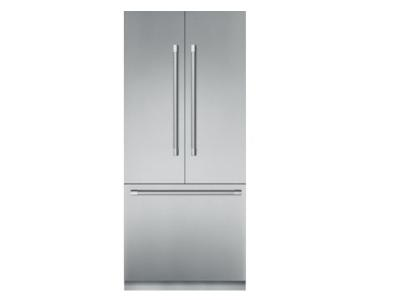 "36"" Thermador Stainless Steel Built In French Door bottom Freezer - T36BT920NS"