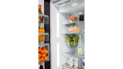 """36"""" Thermador Stainless Steel Built In French Door bottom Freezer - T36BT920NS"""