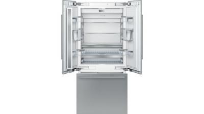 "36"" Thermador Stainless Steel Built In French Door bottom Freezer - T36BT910NS"
