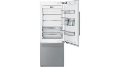 "30"" Thermador  Stainless Steel Built in 2 Door Bottom Freezer Refrigerator - T30BB910SS"
