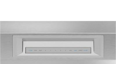 """36"""" Thermador Professional Series Pro Grand Wall Hood, Optional Blower - PH36GWS"""